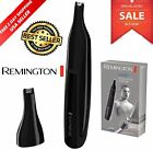 Nose Ear Trimmer Eyebrow Neck Hair Groomer Lithium Personal Shaver Remington