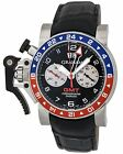 GRAHAM GMT CHRONOFIGHTER OVERSIZE 47MM CHRONOGRAPH MEN'S AUTOMATIC WATCH $12,130