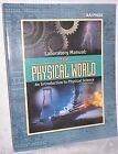 BJU Bob Jones Physical World Student Lab Manual grade 9 Paperback