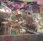 Lot of 6 NWT packages of Sticko Stickers Holidays Words Party Flowers Letters US