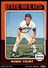 Top 10 Robin Yount Baseball Cards 25