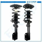 For 2004 13 Chevrolet Impala Rear Quick Struts Shocks  Springs up to 17 Wheels