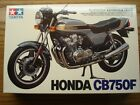 Tamiya 1/12 Scale Honda CB750F Model Kit - New - Item 14006
