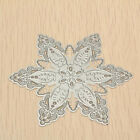 Snowflake Shaped Paper Cards Making Dies Cut Nesting Papercraft Embossing Decor
