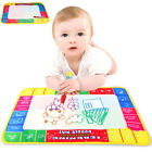Child Kids Baby Water Drawing Painting Writing Mat Board Magic Pen Doodle Toy US