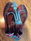 Canvas Shoes Casual NEW with tags Size 8 Mad Love Maj Pow