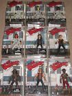THE WARRIORS MEZCO 9 ACTION FIGURE DIRTY VERSION & CLEAN VERSION IN ONE AUCTION