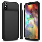 Ultra Slim 6000mAh Battery Charging Case Power Bank for iPhone X 8 7 6 5 5C SE
