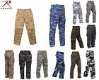 Rothco Military Camouflage BDU Cargo Army Fatigue Tactical Combat Camo Pants