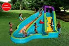 Inflatable Bouncer Water Slide Jumper Bounce House Commercial Splash Pool Fun