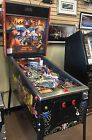 Black Rose Pinball Machine