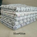 5pcslot Fabric Bundle Stash Cotton Patchwork Sewing Quilting Tissue Cloth Diy