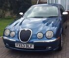 LARGER PHOTOS: Much loved Jaguar S type