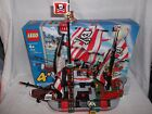 Lego 7075 Captain Redbeards Pirate Ship (2004) MINT - COMPLETE in Box