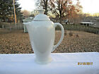 Vintage 1950's Gray Fiesta Coffee Pot with Lid