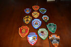 FCF NATIONAL RENDEZVOUS PATCH SET 1972 2018 12 PATCHES NEW