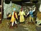 Nativity Camel Keepers Shepherd Figurines Landi Presepio Figuras Pesebres