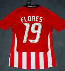 Adidas Mens FLORES MLS Player Issue Chivas USA Home Jersey US Size M