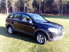 LARGER PHOTOS: Chevrolet Captiva 2.0 Diesel 4x4 SUV (Vauxhall Antara) LOW MILEAGE