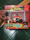 NEW 1998 HASBRO STARTING LINEUP PRO ACTION HOCKEY DELUXE JOHN VANBIESBROUCK