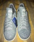 ADIDAS STAN SMITH SNEAKERS 9 WOMEN SNAKE LT ONYX WHITE NEW WITH TAGS NO BOX