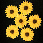20pcs yellow Daisy Resin Flatback Cabochon ScrapbookIng for phone craft