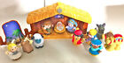 Fisher Price Little People Nativity Set of 13 Pieces Fast Shipping