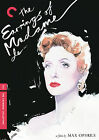 The Earrings of Madame De DVD Criterion Sealed Commentary Max Ophuls masterp