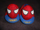 Boys Girls Spider Man Slippers size 7 8