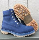 TIMBERLAND 6 INCH WOMENS PREMIUM WATERPROOF BOOTS SIZE 9M MOD A13GY