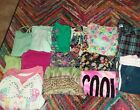 girls top shirt pant clothes lot size 6 7 old navy justice and more