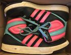 Boys size 1 youth Adidas Skate shoes high tops