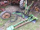 Wheel Horse 4 Way Hydraulic Snow Plow for Tractor