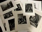 Lot of Antique Art Prints 1700-1800s. Enlightenment Engravings Collection