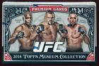 2016 TOPPS UFC MUSEUM COLLECTION SEALED HOBBY BOX auto relic mcgregor rousey