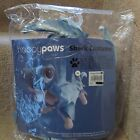 Happy Paws Pet Costume Blue Shark Size S