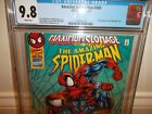 Amazing Spider Man 404 CGC 98 White Pages Aug 1995 Marvel Scarlet Clone