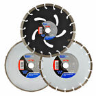 DIAMOND CUTTING DISC FOR ANGLE GRINDERS ø115 / 125/180/230 MM Granite