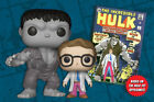 Funko POP! Marvel Collector Corps Exclusive NEW MIB The Hulk & Bruce Banner