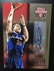 2014-15 Panini Totally Certified Blake Griffin Signatures Auto LA Clippers 49!