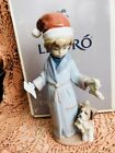 LLADRO 6166 Dear Santa Retired! Mint Condition! Original Grey Box! L@@K! Rare!