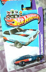 2013 HOT WHEELS 242 250 SUPER TREASURE HUNT BLUE SPECTRAFLAME 72 FORD GRAN TOR