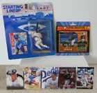 MIKE PIAZZA 1997 Starting Lineup w/ cards 1993, Kodak 3D, etc. LOT - SLU NIB
