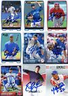 2012 Bowman Draft Picks and Prospects Baseball Cards 15
