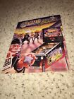 NEW!!! MINT!!! Cactus Canyon pinball Machine flyer