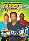 THE BIGGEST LOSER WORKOUT CALORIE KNOCKOUT DVD NEW BOB HARPER 4 WORKOUTS SEALED