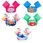 Puddle Jumper Swimming Deluxe Cartoon Life Jacket safety Vest for Kids Baby NEW
