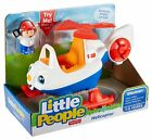 Fisher Price Little People Helicopter New