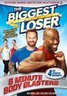 THE BIGGEST LOSER 8 MINUTE BODY BLASTERS DVD NEW SEALED WORKOUT BOB HARPER