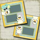 Silly Goose 2 Premade Scrapbook Pages EZ Layout 2598